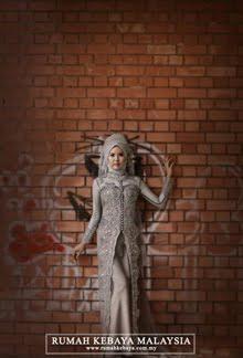 Rumah Kebaya Malaysia by Sitti Nurs