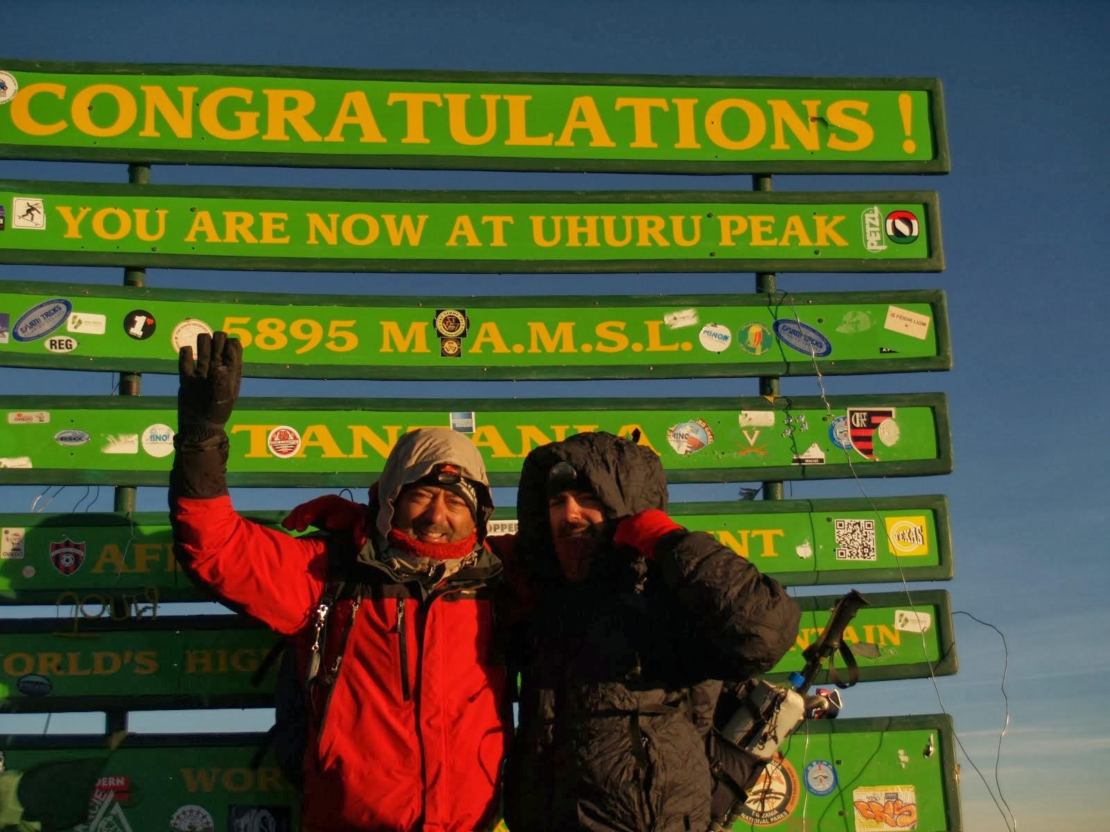 Kilimanjaro Jul/12