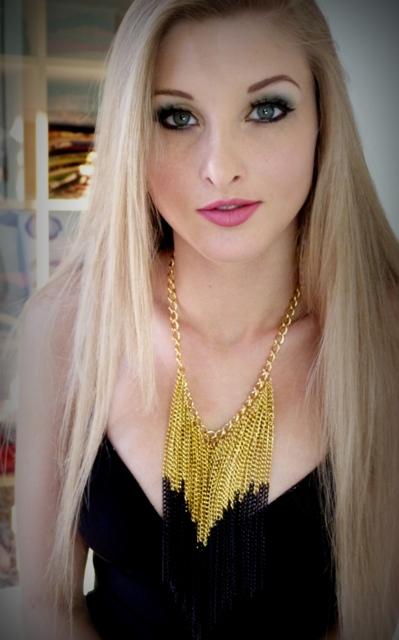 Vanessa Wonsovicz ~ Geovana Neves Melhores Blogueiras