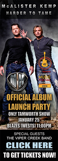 ALBUM LAUNCH PARTY