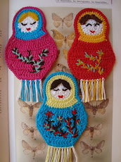 Matrioska Bookmark