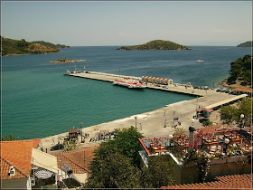Live View Skiathos Port
