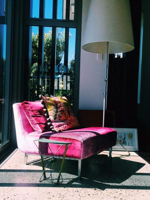 spring makeover ideas via small acorns blog