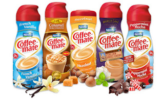 Free Bottle of Coffee-Mate