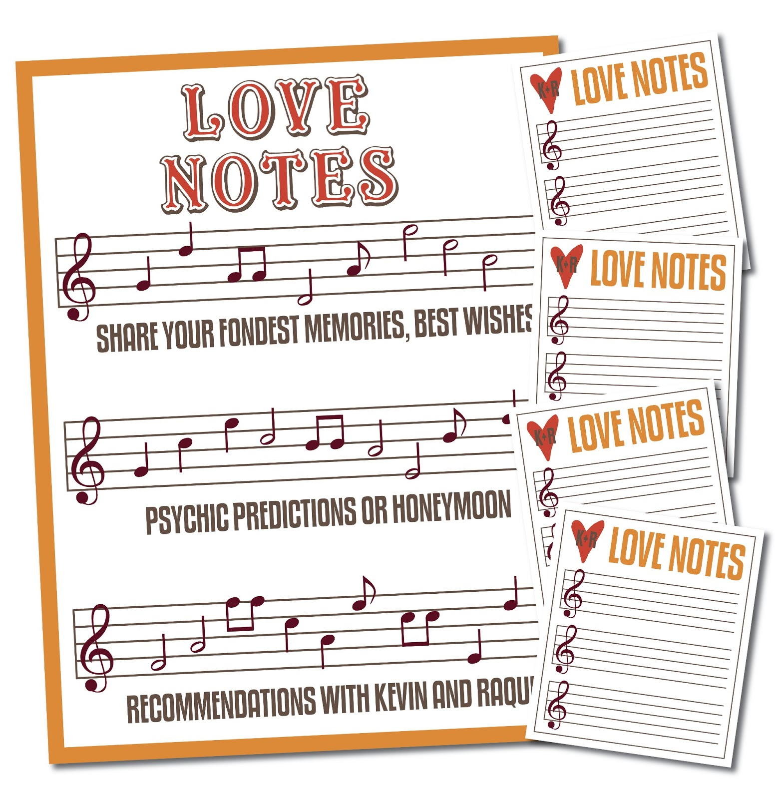 Love Notes | Free Wallpapers