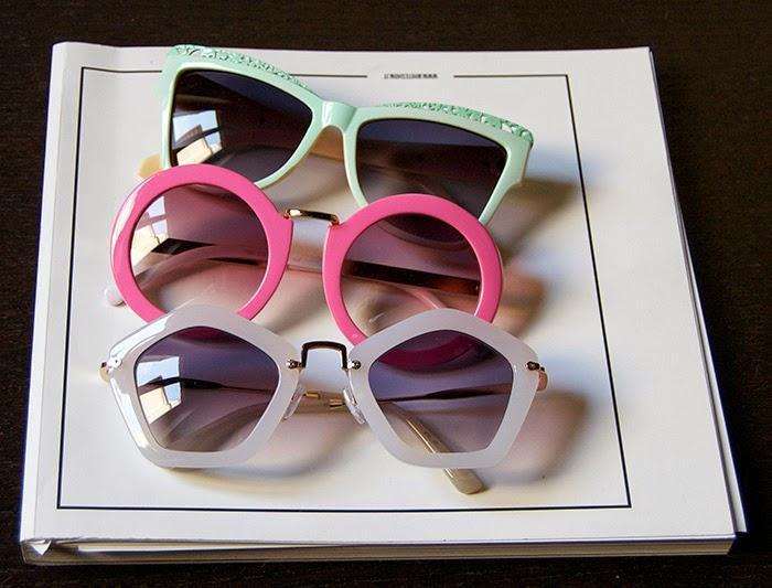 occhiali da sole romwe