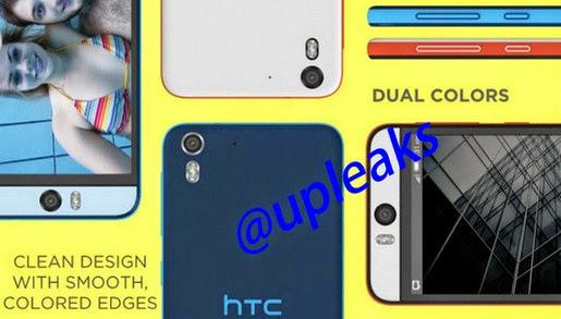 HTC Desire Eye-chuyên selfie có camera trước 13 Mpx