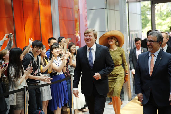 Day 2 Of King Willem-Alexander And Queen Maxima's Canada State Visit