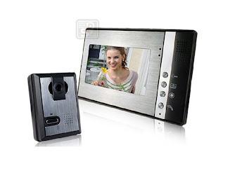 SY-802+D9B-luxurious 1/1 - комплект видео домофона (1 монитор)