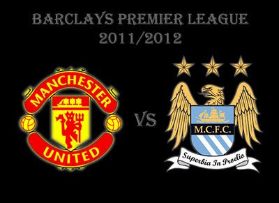 Manchester United vs Manchester City Barclays Premier League