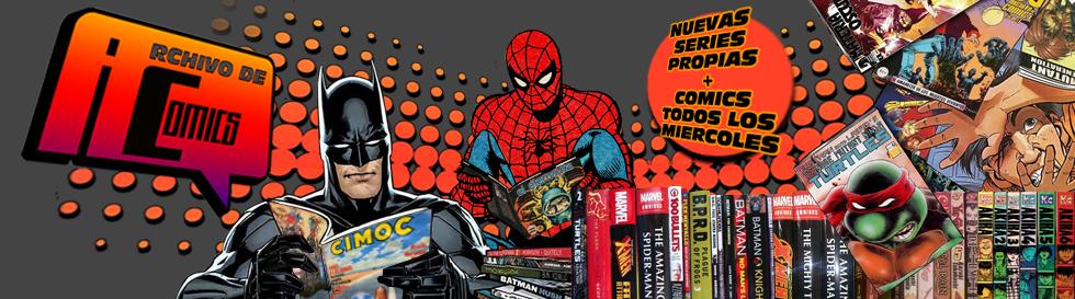 Archivo de Comics