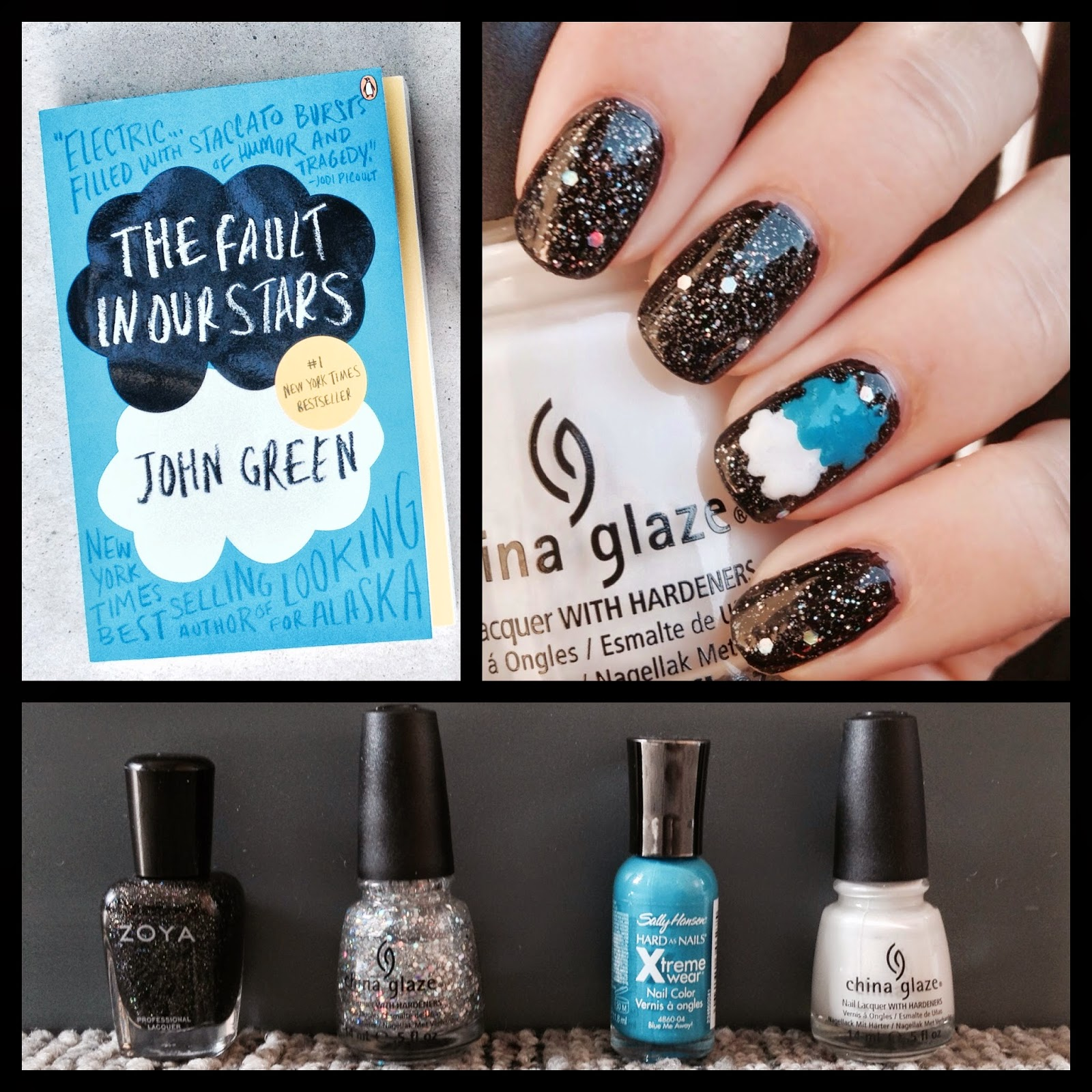 What I Blog About When I Blog About Books: Celebratory \'The Fault In ...