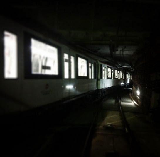 Vies convergents al Triangle ferroviari