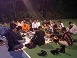 pertemuan rakyat