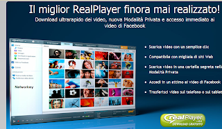 real player video social