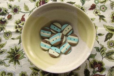Botões de Biscuit!