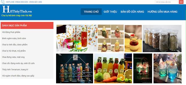 Template Blogspot bán hàng chuẩn Seo xu hướng 2016