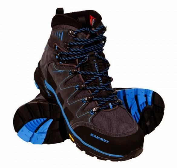 Sepatu Gunung MAMMUT T
