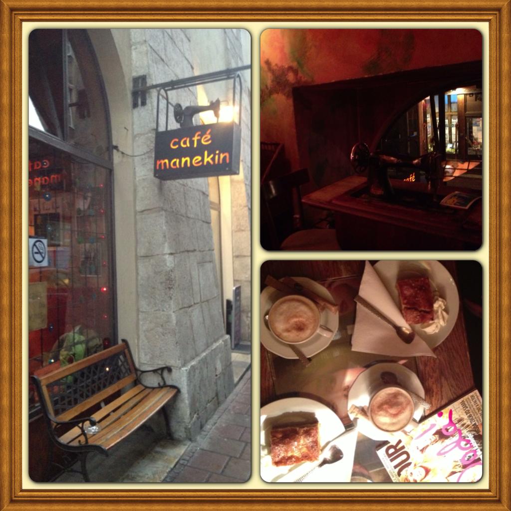 Nina S Coffee Cafe Menu