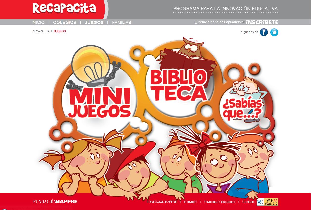 http://www.recapacita.fundacionmapfre.org/juegos.php