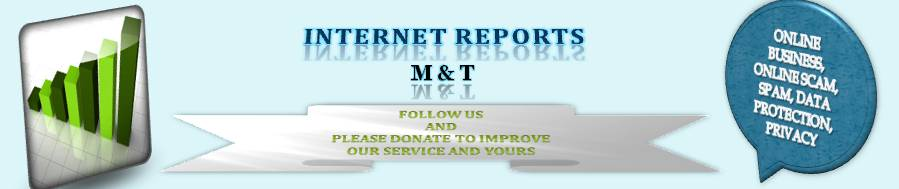 online business reports