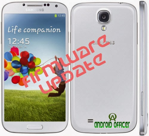 Install/Update Official Firmware on Galaxy S4 GT-I9500 via Samsung