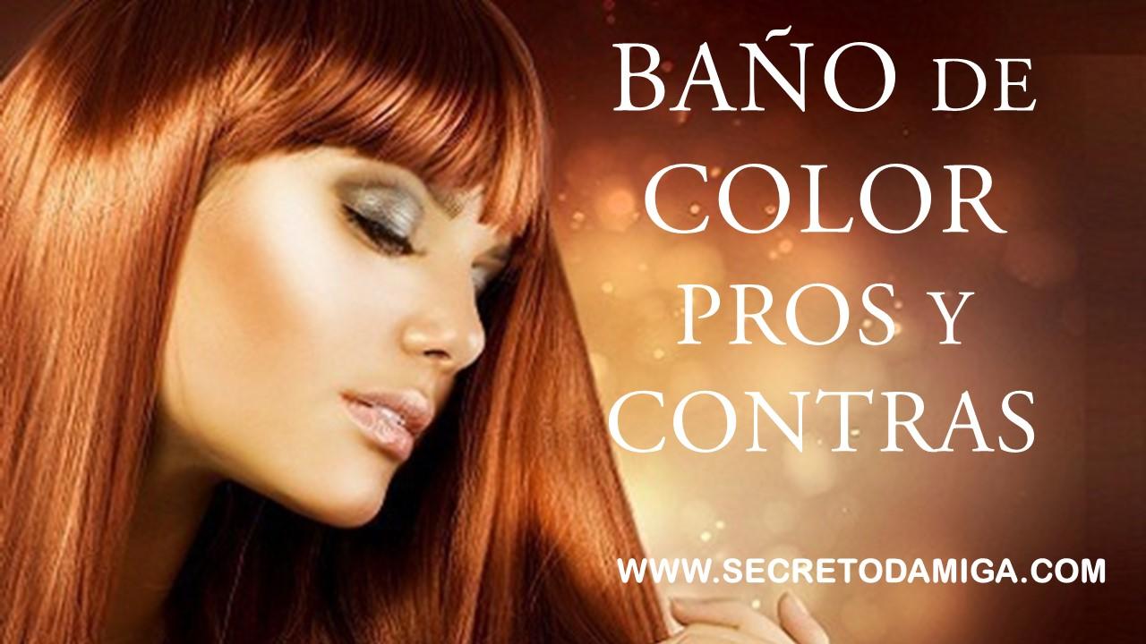Ba o de color cabello cvillebgclub for Bano de color mercadona