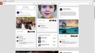 Google plus I/O 2013
