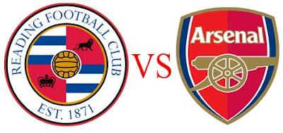 Prediksi Skor Reading vs Arsenal 18 Desember 2012