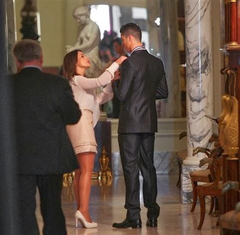 Fotos Carla da Cruz Mouro - A consultora que ofuscou Cristiano Ronaldo