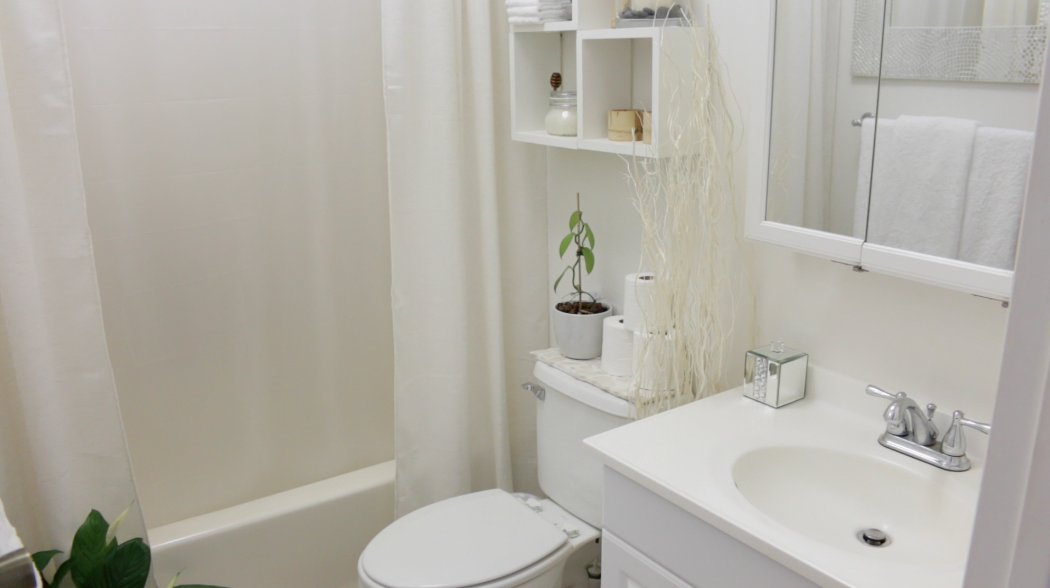 How to Make A Small Bathroom Larger