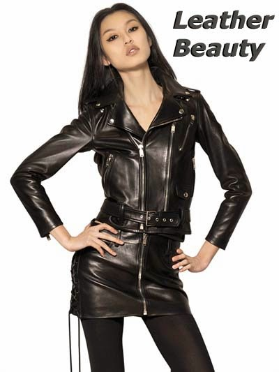 LEATHER BEAUTY