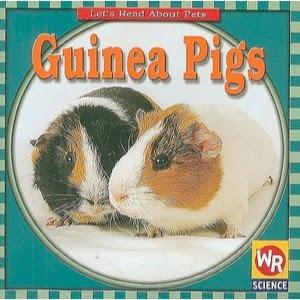 bookcover of Guinea Pigs by JoAnn Macken