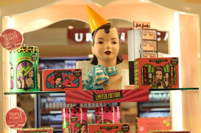Benefit Christmas gift sets 2015