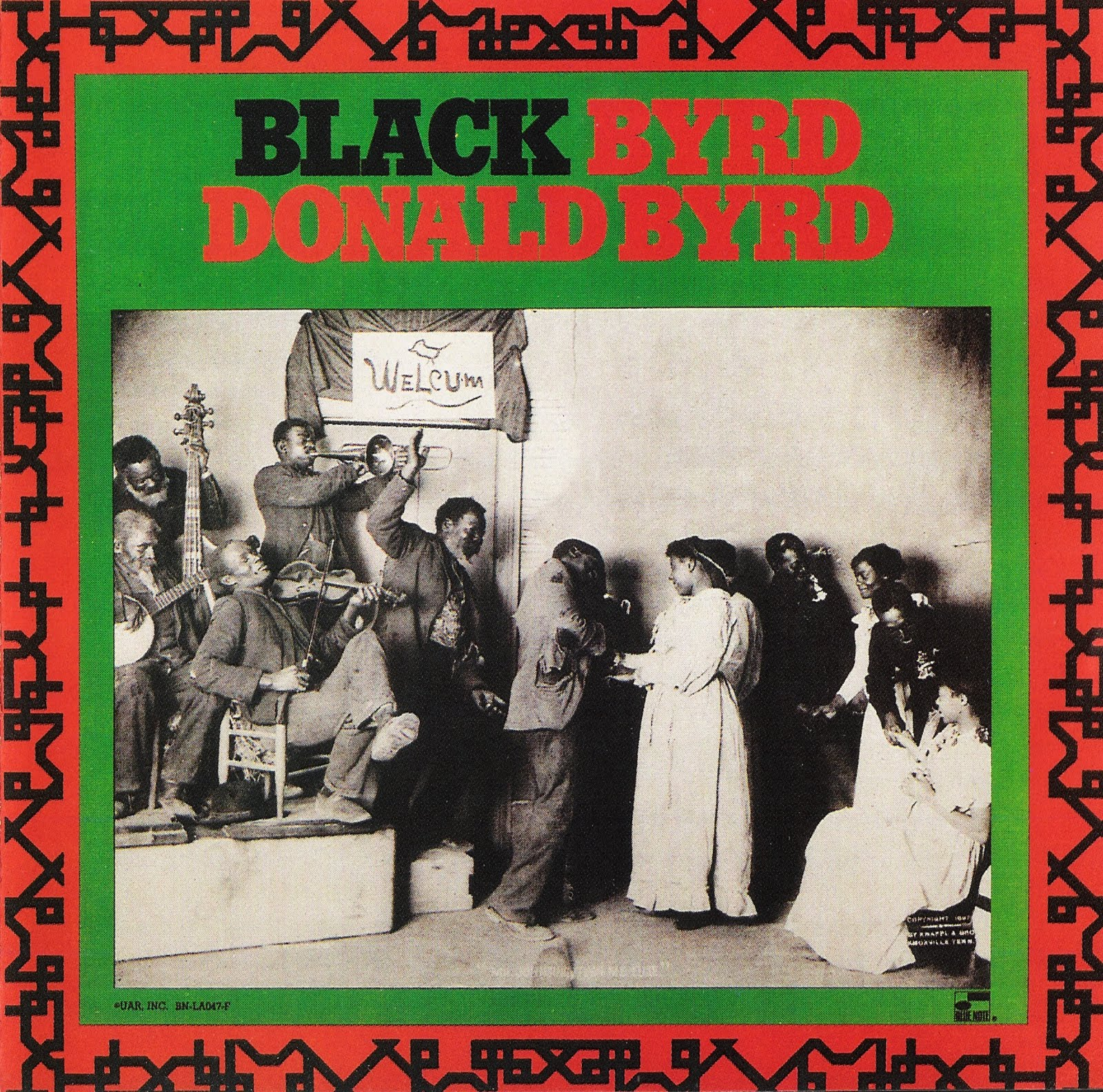 ... jazz and funk on his 1972 album on the corner donald byrd who died