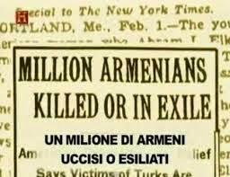 genocidio armeno, siria, turchia