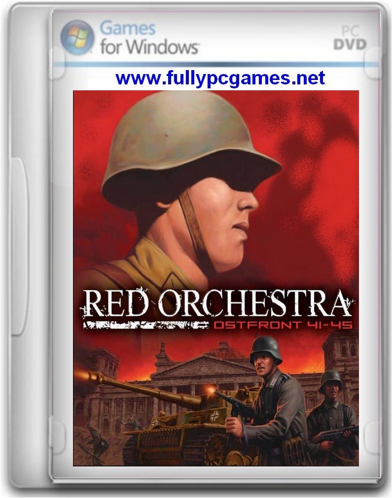 Red Orchestra: Ostfront 41-45 - Wikipedia