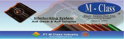 Lowongan Terbaru PT. M Class Industry Karawang Desember 2013