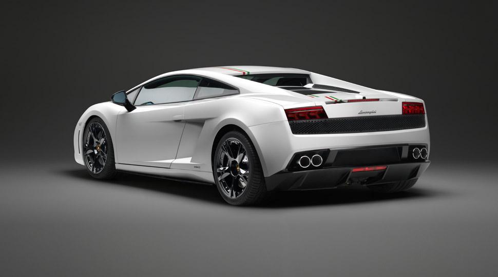 Nye Car 2012 Lamborghini Gallardo Lp 550 2 Tricolore