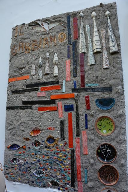 Capri Mosaic