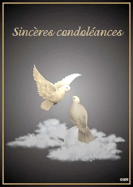 Comment pr senter ses condol ances textes et sms for Dans nos coeurs 53