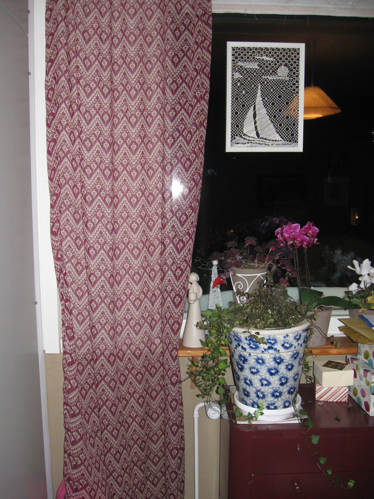 Hannas bokhandel: nya gardiner!