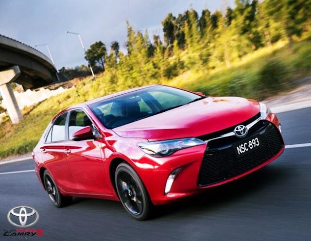 2016 Toyota Camry Atara Review Canada