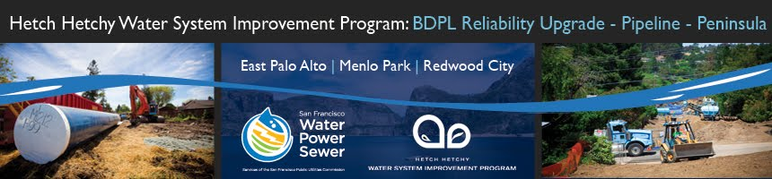 Water System Improvement Program BDPL5 Peninsula