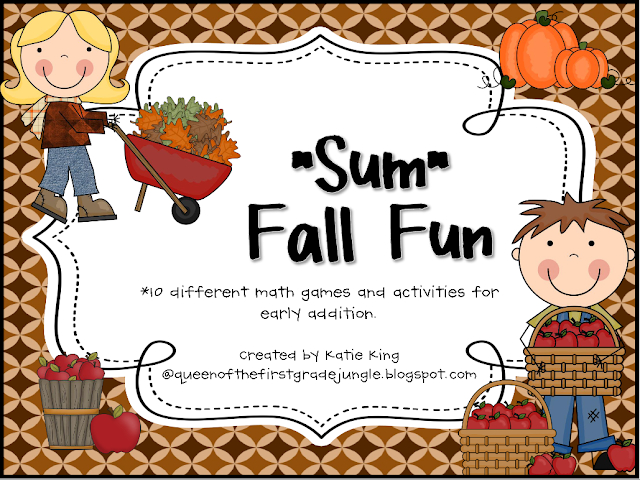https://www.teacherspayteachers.com/Product/Sum-Fall-Fun-10-Fall-themed-addition-activitiescenters-341696