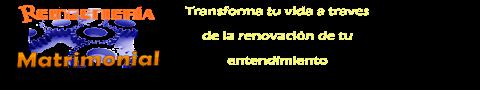 REINGENIERIA MATRIMONIAL