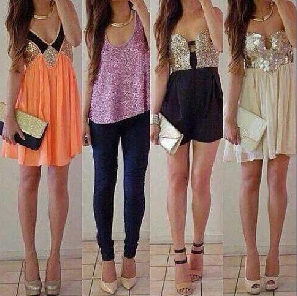 moda como vestir para ir a la disco o una fiesta y lucir On como vestirse para ir a una disco