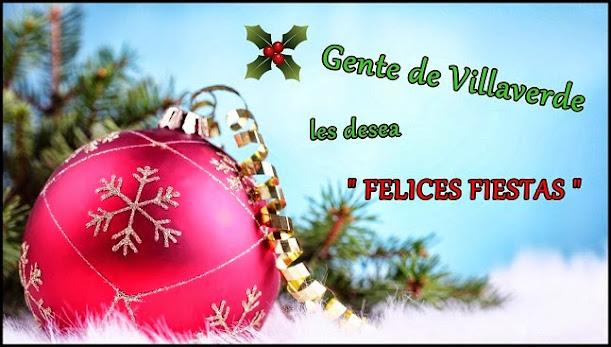 Bienvenido/a. Les Deseamos un Feliz Año Nuevo