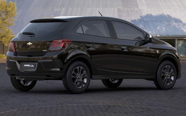 novo Chevrolet Onix 2015 - Seleção