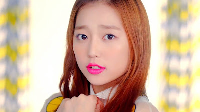 CLC Yeeeun from Like MV